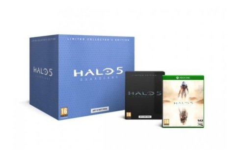 Halo Guardians presents five different editions