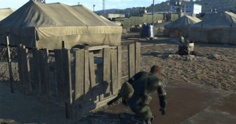 metal gear solid ground zeroes v