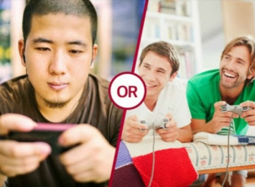 The battle for dominance between console and mobile gaming