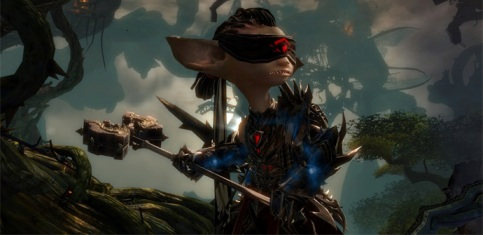 "Guild Wars 2 new details of the profession ""Returned"""