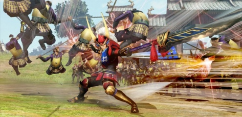 Samurai Warriors 4-II hit Europe this fall