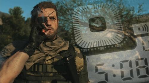 Metal Gear Solid V The Phantom Pain shows again half an hour gameplay