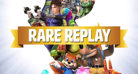 You can reserve Rare Replay for Xbox One