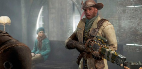 Fallout 4 will surpass customization options Skyrim in our base
