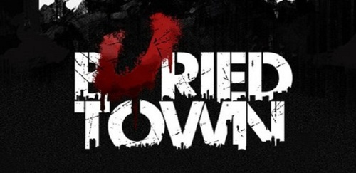 buried town