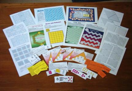 How to Make Math Games for Kids