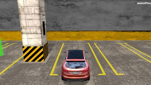 3D Car Parking Games