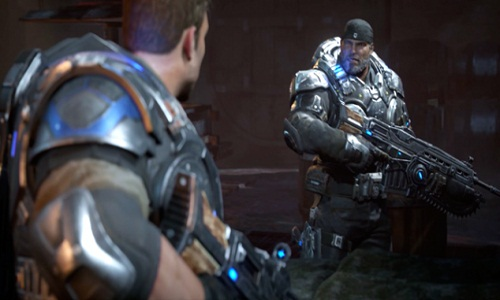 Gears of War 4 Xbox One unpublished teaches nine minutes of gameplay