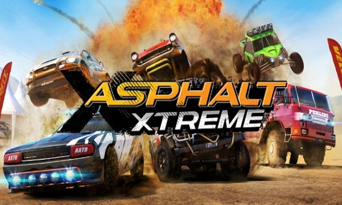 Top 5 free Android games: Asphalt Xtreme, DC Legends and more