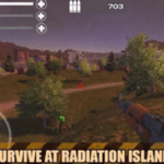 Survive in a dying world in Apocalypse Radiation Island