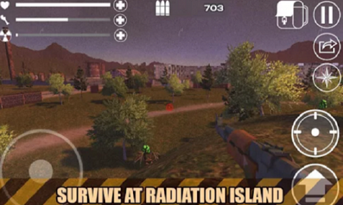 apocalypse radiation island