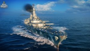 World of warships ships sink once differently